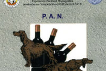 La monográfica del Setter Club España reunió a los mejores ejemplares de su raza