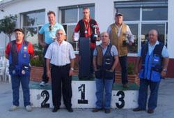José Blanco, campeón del Mundo de Palomas a Brazo