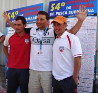 Santi López Cid revalida su título de campeón
