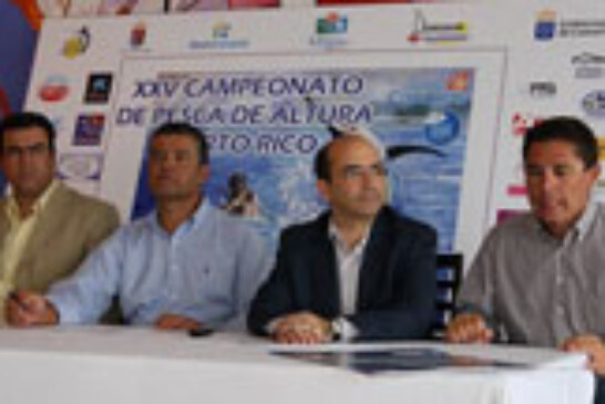 El campeonato canario de Pesca de Altura de Puerto Rico cumple su XXV edición