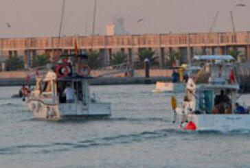 Tras 30 horas ininterrumpidas finaliza el I Maratón de Pesca Recreativa Golfo de Valencia