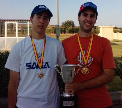 Iker Ortiz se alza con la victoria en el Campeonato de España de Mini Foso