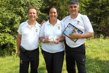 Doble triunfo navarro en el Campeonato de España de Recorrido de Bosque (3D)