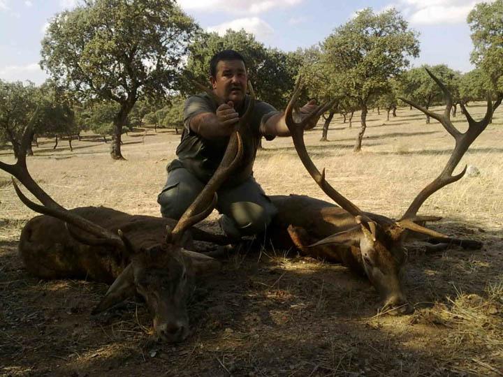 Un buen día de caza
