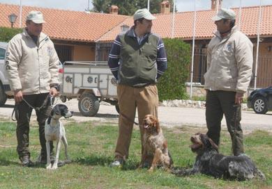"""Avance del programa del """"Aula Canina"""" de la Escuela Española de Caza para 2011"""