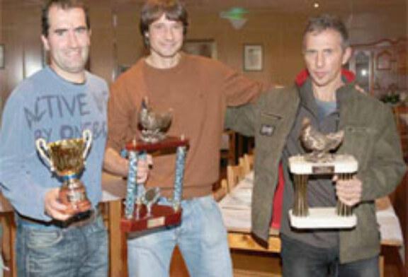 Navarros y Cántabros celebran sus respectivos campeonatos autonómicos de becada