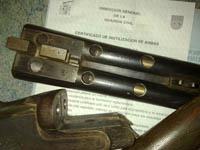 Las armas inutilizadas no están eximidas del deber de la custodia y revisión