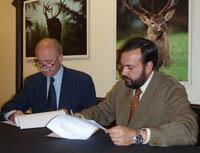 AEPES y ADECANA firman un convenio de colaboración