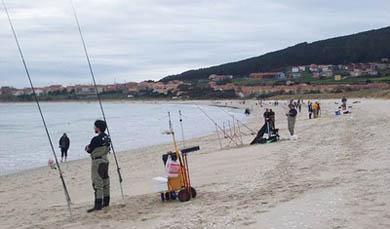 Primera jornada del Campeonato Mar Costa Lanzado en la modalidad seniors