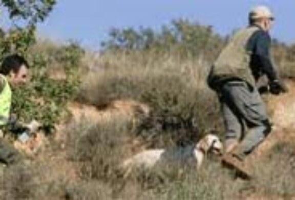 Francisco Llamas se clasifica para el gipuzkoano de Caza Menor con Perro