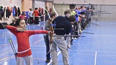 Tiradores cadetes y juniors compiten en Ciudad Real en el campeonato estatal