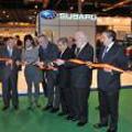 Juan Antonio Sarasketa inaugura la XVI edición de Venatoria & Subaru