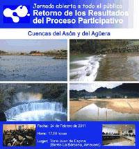 El proceso participativo del Asón y del Agüera presenta sus conclusiones en Ampuero