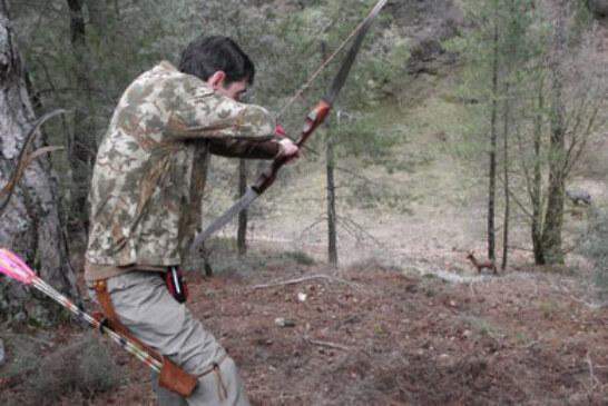 Arqueros de todo el Estado se medirán en las competiciones de recorridos y caza al vuelo