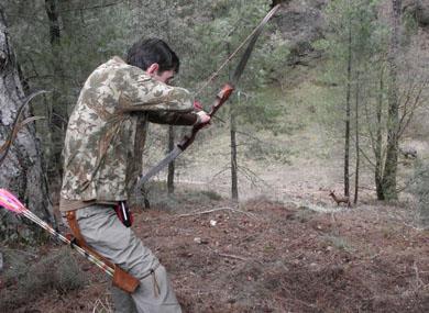 El Club AAKT organiza un curso de caza con arco con el que se podrá obtener la tarjeta T2