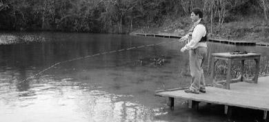 La temporada de pesca se abre el domingo con dos semanas de retraso