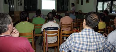 Los acotados navarros solicitan una reunión con la Federación este sábado en Castejón