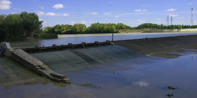 Una mejora en las instalaciones navarras reduce el volumen de depuración de agua sucia