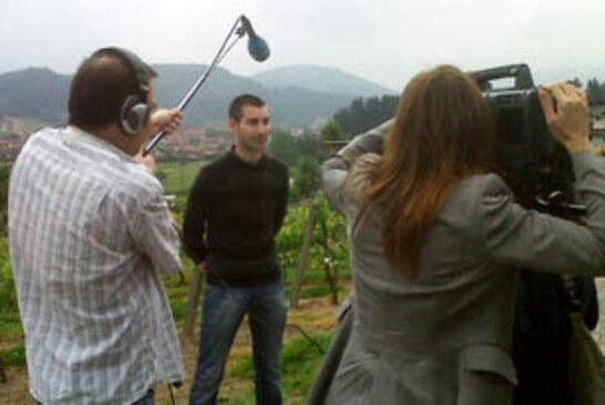 Entrevista en Eitb a Mikel Barrios, representante gipuzkoano de Adecap Gazteak