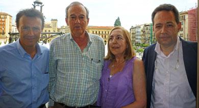 Medio Ambiente acuerda con Adecana una revisión de mejora de los POC en Navarra