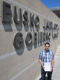 Adecap Gazteak insta al Gobierno Vasco a declarar si ha destinado fondos a Equanimal