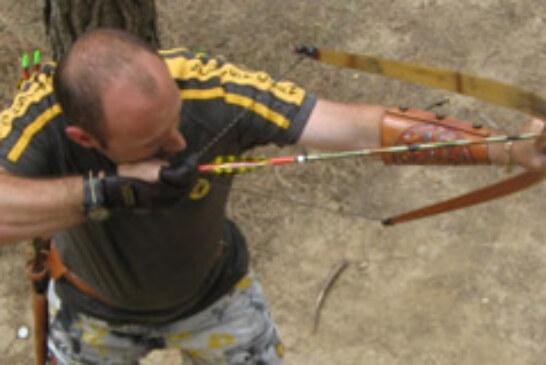 Arqueros de toda España se dan cita en las competiciones de recorridos y caza al vuelo