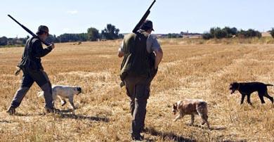Publicados los periodos hábiles de caza para la temporada 2014-2015 en Álava
