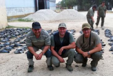 Torcaces en El Piull – Rivas-Vaciamadrid