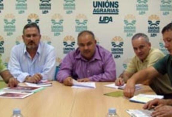 Acuerdos entre Asociación de Caza Maior de Galicia, Unións Agrarias y Administración