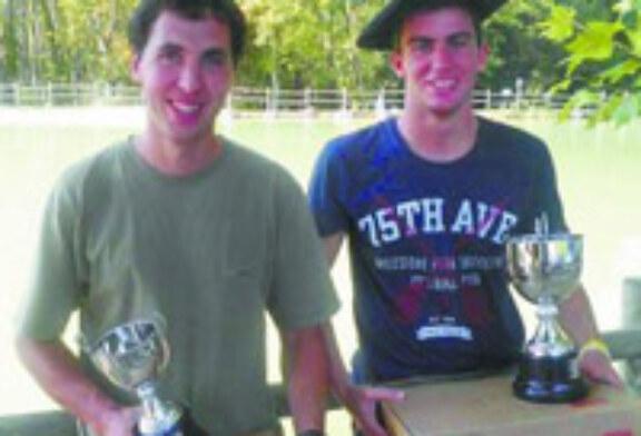 Arkaitz Egaña gana el Campeonato Local de caza menor con perro