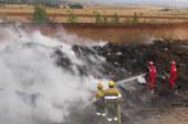 La España cerealista arde por los cuatro costados