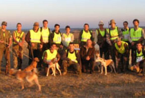 IV Campeonato Autonómico de Caza Menor con Perro destinado a estudiantes