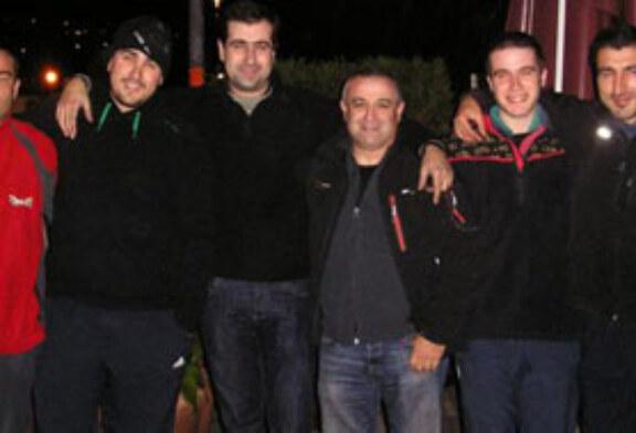 El equipo A del Club Top Pesca Bilbao se hace con el Campeonato Open Clubes Mar