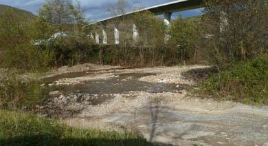 La sociedad Fario denuncia a la Confederación Hidrográfica por arrasar parte del río Los Llares
