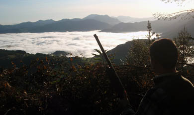En Euskadi se caza poco