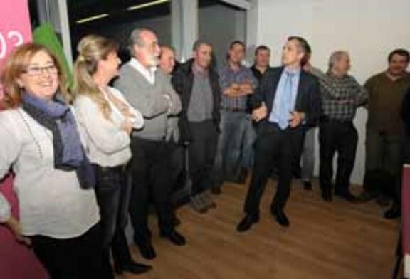 La Federación Territorial de Caza de Bizkaia inaugura nueva sede