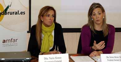 Amfar celebra su junta directiva nacional en Madrid
