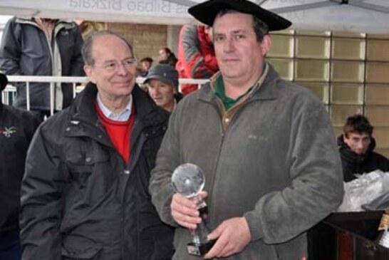 ??xito en cuanto a participación en el XX Concurso navideño de Pesca Ría de Ibaizabal