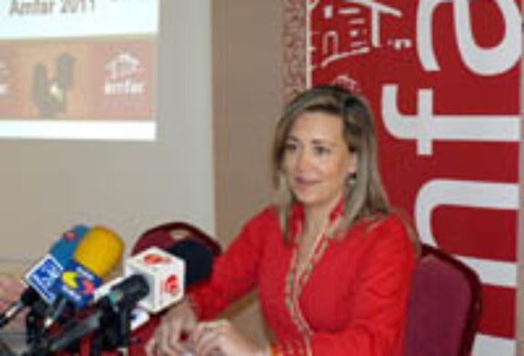 AMFAR Ciudad Real aumenta un 2,5% su  número de afiliadas alcanzando las 5.700 mujeres