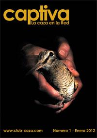 Club de Caza presenta CAPTIVA, la revista digital de caza de todos y para todos