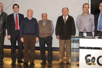 Excelente cierre de temporada 2011 con la celebración de la I Gala LIGATIRO MAXAM