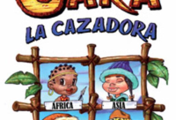 """""""Jara la cazadora"""", una publicación para niños que aborda el mundo de la caza"""