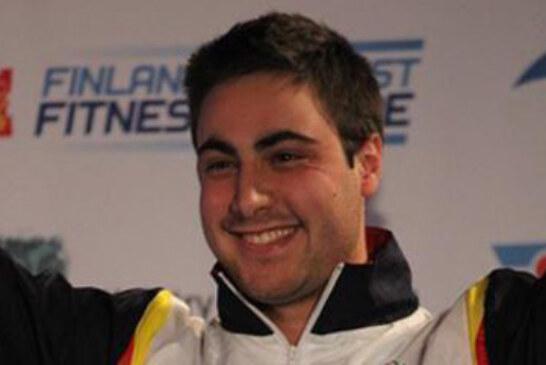 El bilbaino Pablo Carrera defiende su título de Campeón de Europa de Pistola Aire