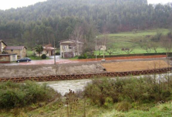 Culminados los trabajos de recuperación y regeneración del río Herrerías en Gordexola