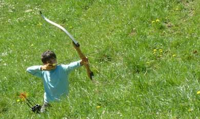 El tiro con arco se da cita en Ordizia
