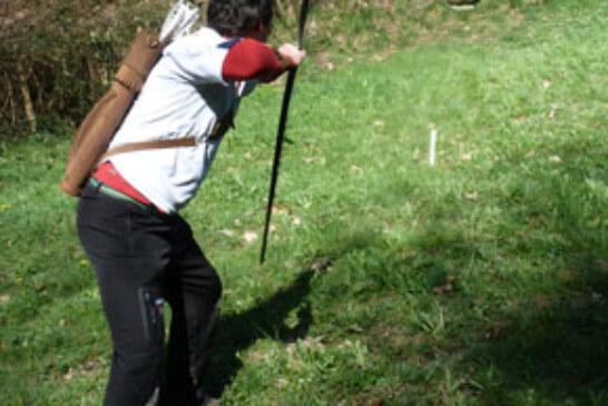 V Campeonato de Gipuzkoa de Recorridos de Caza y Vuelo con arco