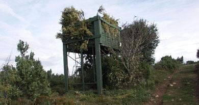 El Ayuntamiento de Pasaia se ratifica en su decisión de prohibir la caza en Ulia