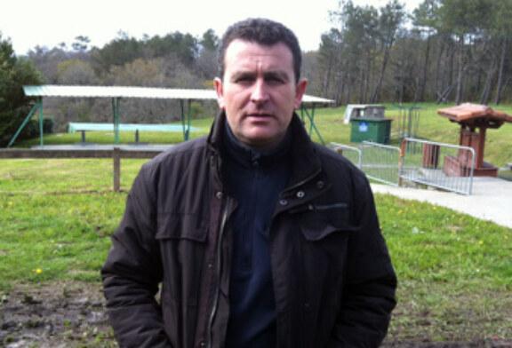 Txema Zalacain obtiene la victoria en F.U. en el campo de tiro de Tarnos