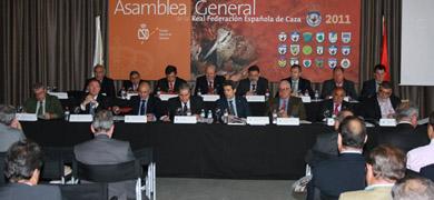 La Federación Española de Caza celebra su día grande el 16 de junio