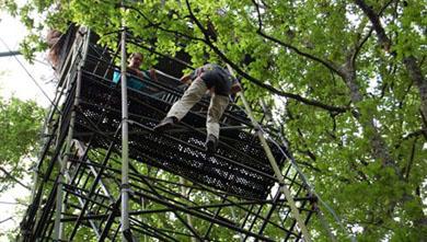 Urtxoaren Lagunak organiza un nuevo curso de seguridad en puestos de palomas